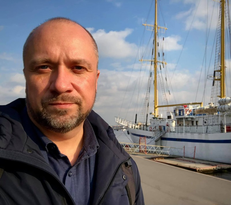 Юрий Савельев, автор текста