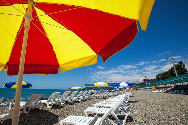 пляж санаторий Знание