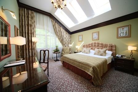 Делюкс Гранд отель Поляна 5
