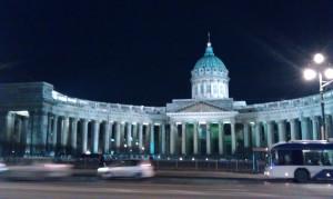 Санкт-Петербург Казанский собор