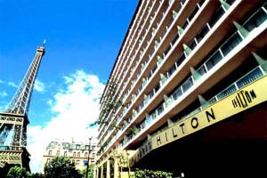 Хилтон Париж