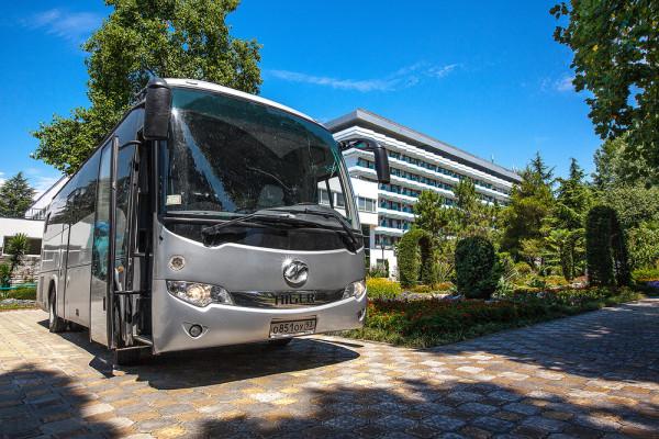автобус Сочи санаторий Знание