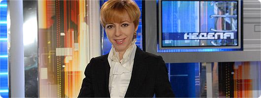 Неделя с Марианной Максимовской
