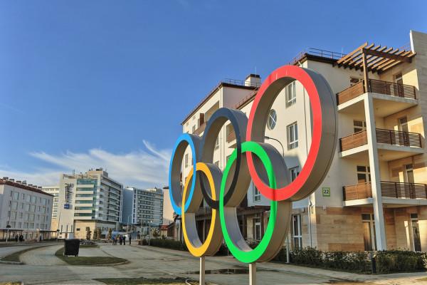 Олимпийская деревня - фото для блога Дмитрия Богданова