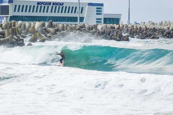 серфинг в Сочи фото 1