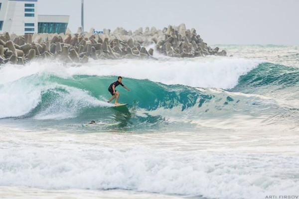 серфинг в Сочи фото 3