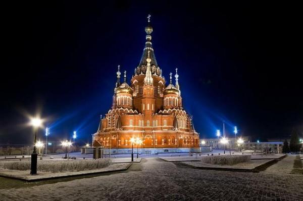 Михайловский Собор в Ижевске