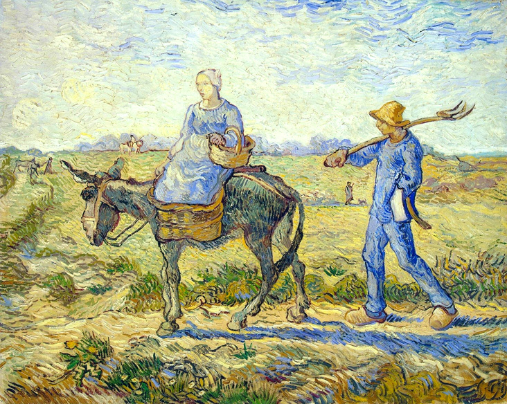 Morning, Going to Work, 1890_cleaned