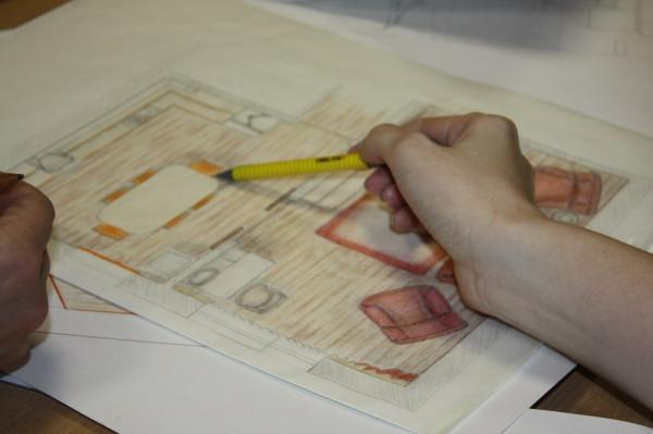 Как самостоятельно обучится дизайну интерьера
