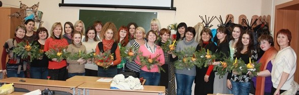 общее фото участников семинара