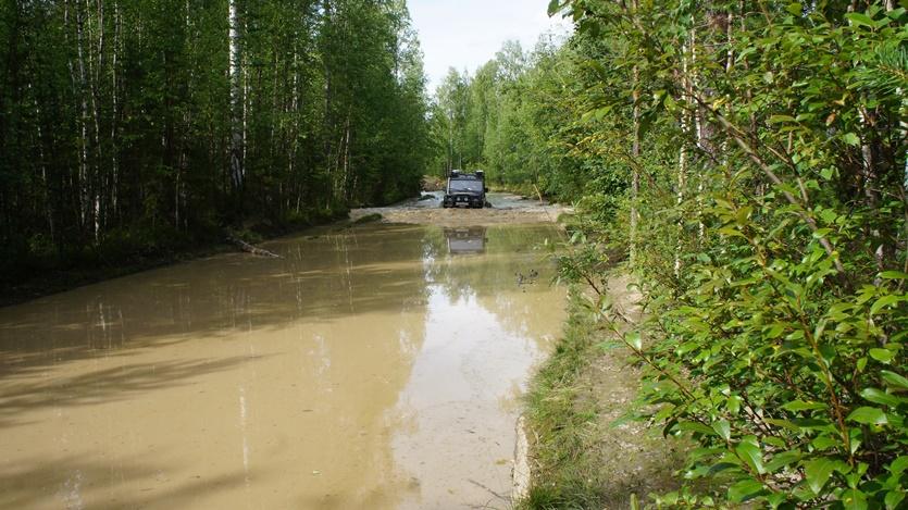 Дорога на первал Дятлова-ж8