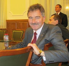 Лушников В.А. - в правительстве
