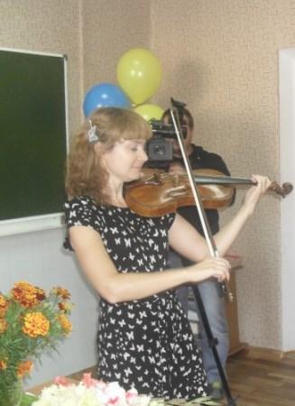 12 СЕНТЯБРЯ_-скрипка