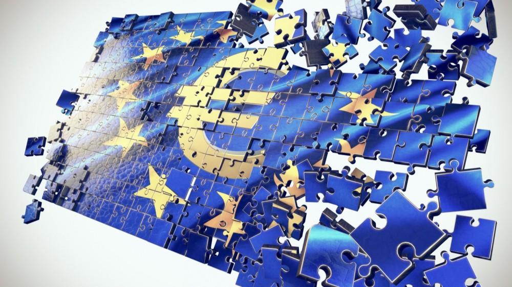 ЕС. Дефицит бюджетов стран Еврозоны достигнет 1 трлн евро в 2020
