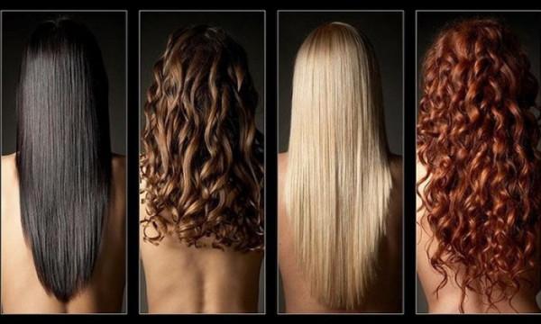 Красота волос от природы