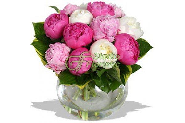 Дарим цветы!