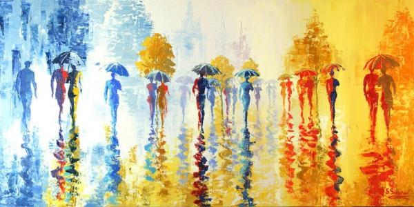 Краски жизни . Психология цвета. Часть 2