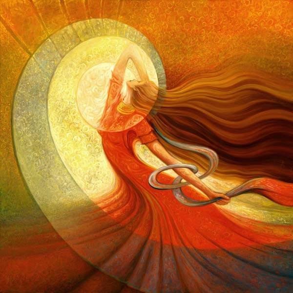 Как вдохновить мужчину на подвиги: энергия женщины