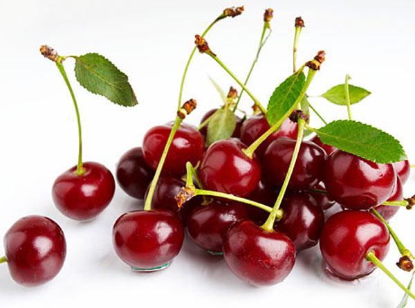 Здоровье и молодость дарит вишня!