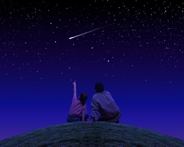 А так хотелось к звёздам ....