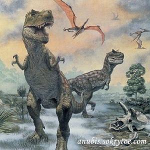 Ответственность за вымирание динозавров свалили на бабочек...