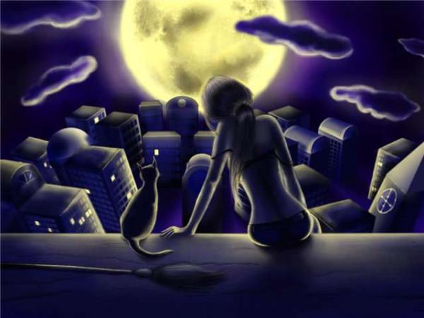 Доброй волшебной ночи!