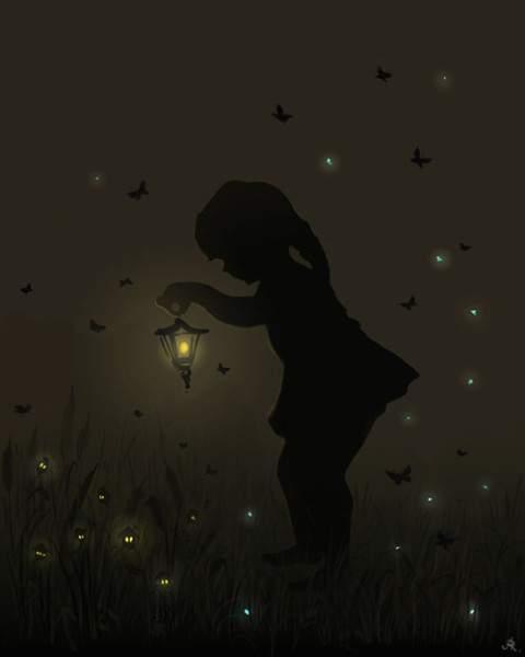 Доброй ночи! Загадочных снов!