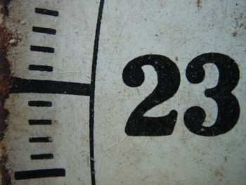 23 - роковое число?!...