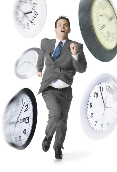 Время - деньги...