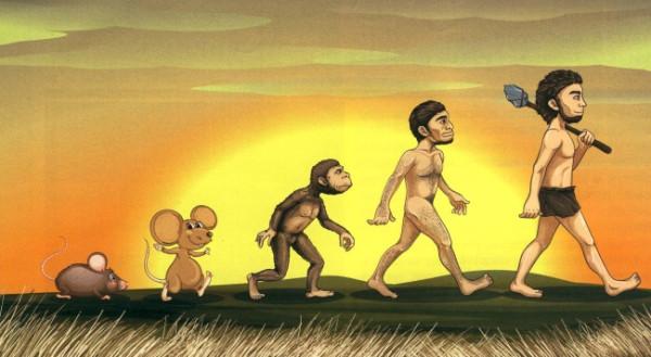 Оригинальная версия происхождения человека