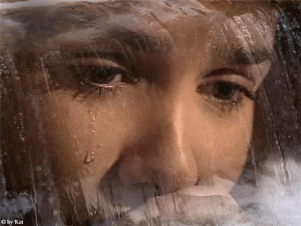 Удивительные слёзы...