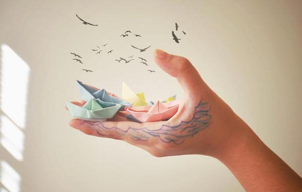 Воображение — это глаза души...