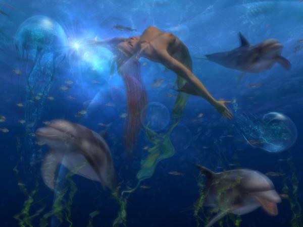 Водный человек - прямой предок современного человека?...