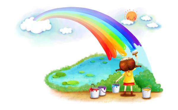 Доброе утро! Разноцветного дня!