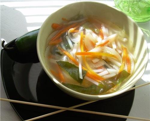 Питание для долголетия и здоровья. Япония.
