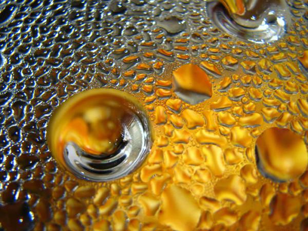 Золотая вода - источник молодости и здоровья?