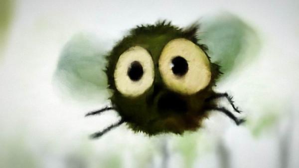 Осторожно: индейские булочки!...и другие подробности о мухах...