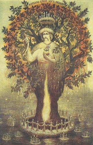 Славянский гороскоп - Сварожье коло