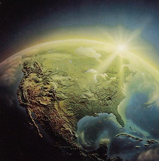 Мир без людей...