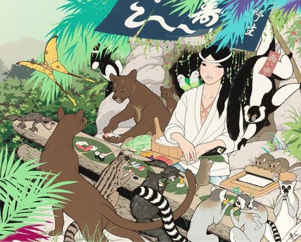 Японская диета - это секрет долголетия