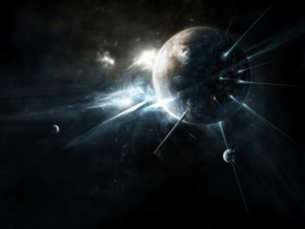 Реальность планет - ужас...