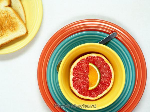 Быстрый способ похудеть – изменить цвет своей посуды