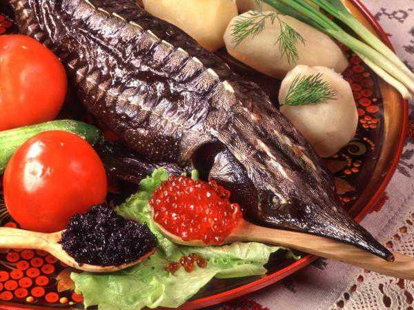 Старорусская кухня - не только щи да каша!