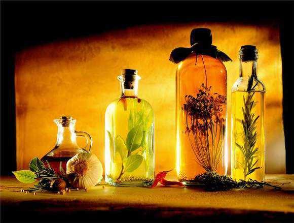 Эфирные масла, сгруппированные по основным свойствам
