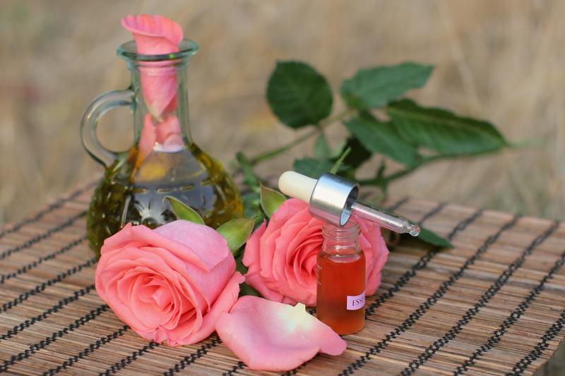 Эфирные масла для здоровья тела и души
