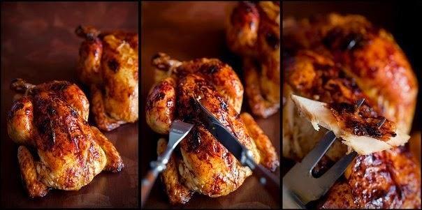 Рецепты жареного куриного мяса