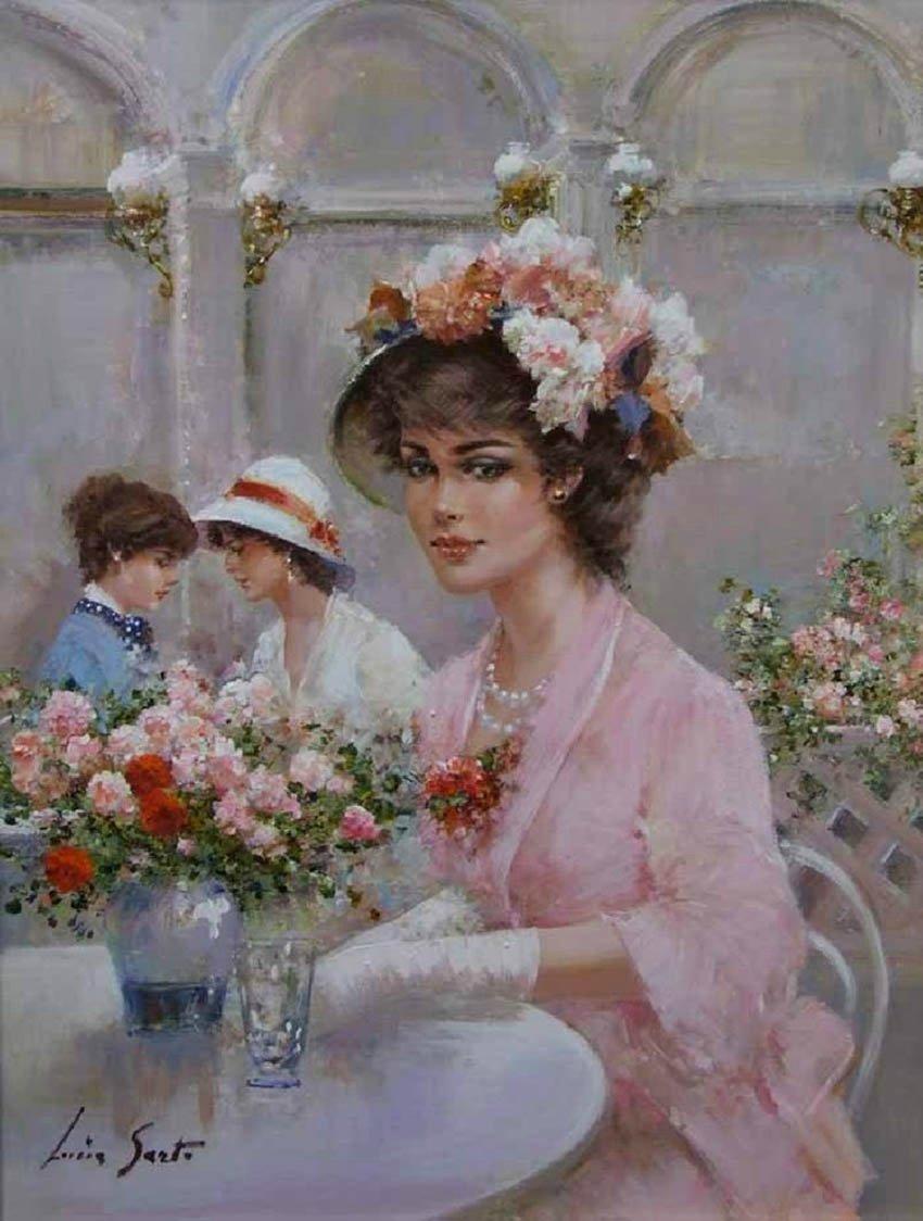 Тайны женской красоты. Романтическая нежность от Lucia Sarto