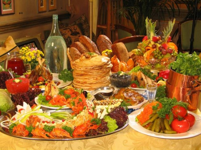 Загадки русской кухни, или на вкус точно товарища нет