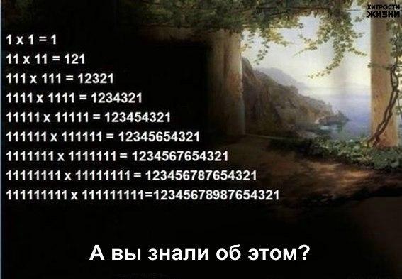 Секреты математической магии