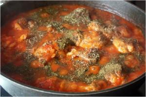Тайны кулинарии. На кухне в гостях чахохбили из Грузии!0